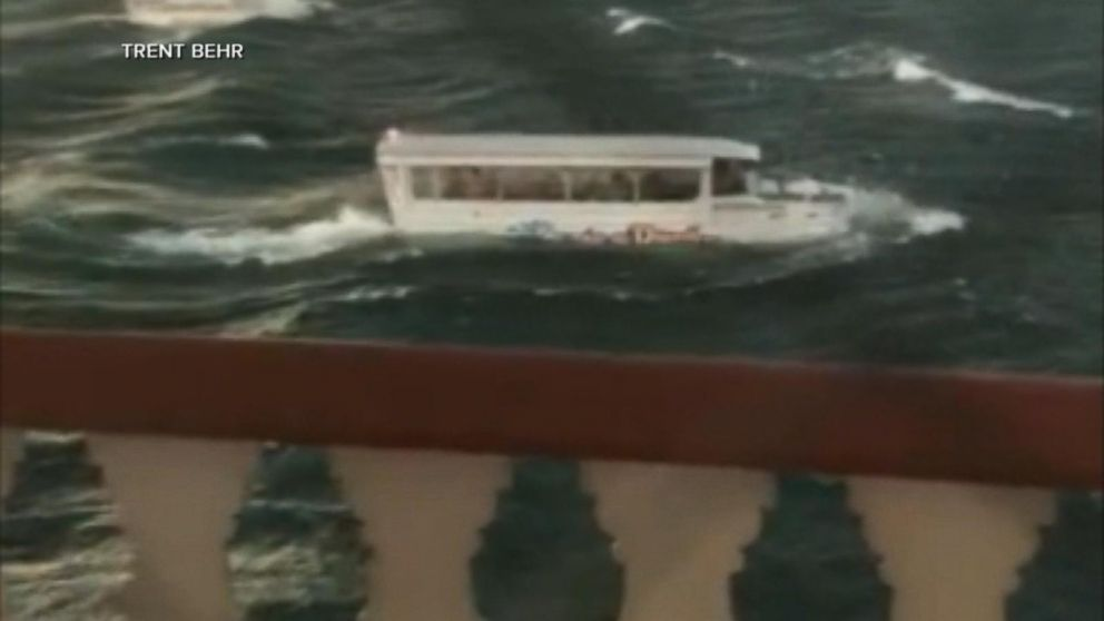 At least 13 dead in Missouri duck boat accident