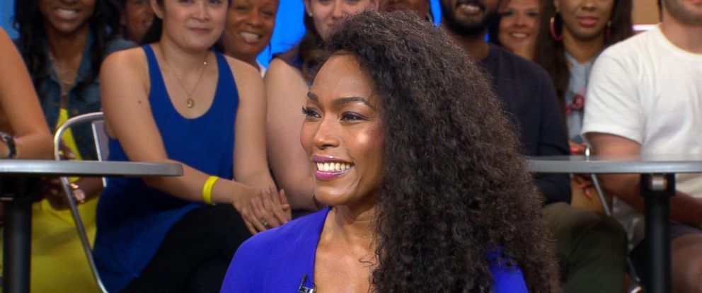 VIDEO: Angela Bassett opens up about Mission Impossible -- Fallout