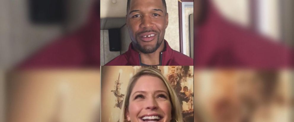 VIDEO: Michael Strahan and Sara Haines to co-host GMA Day