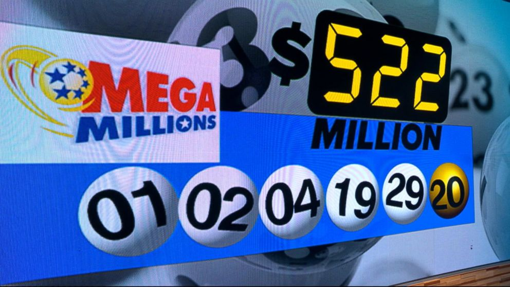Here are the states with the most Mega Millions jackpot
