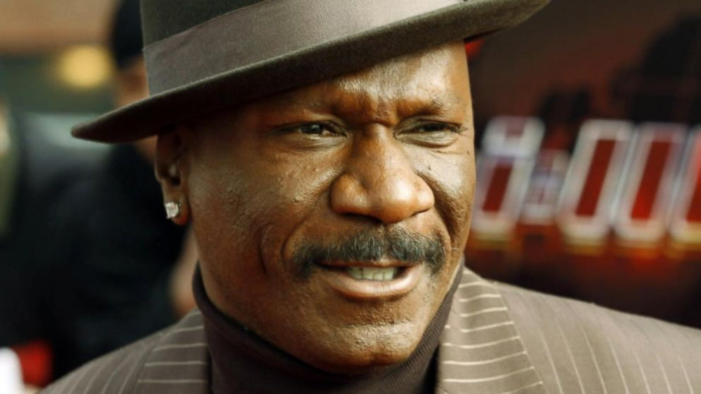 8127d892 Ving Rhames says officers pulled their guns on him in his own home ...