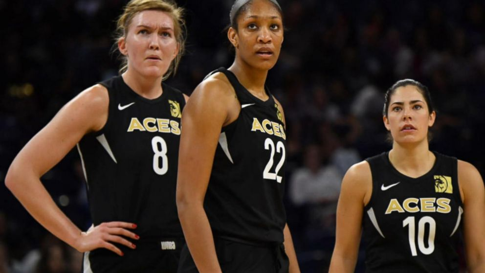 VIDEO: WNBA forces team to forfeit after 25-hour travel nightmare