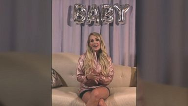 Carrie Underwood reveals baby bump, expecting 2nd child Video