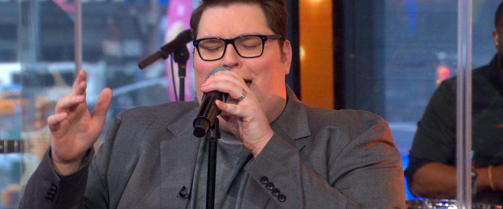 VIDEO: Jordan Smith performs 'Feel Good' live