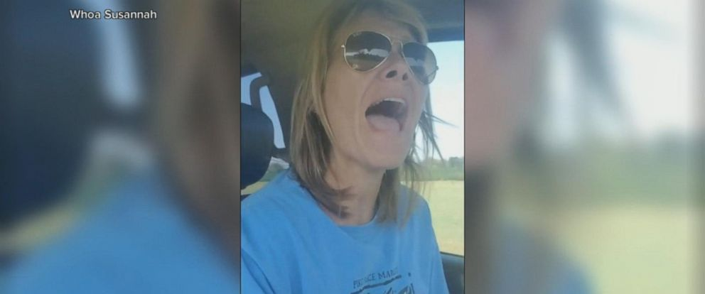 VIDEO: This moms back-to-school drop-off video left us in stitches because its true