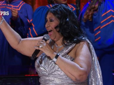 WATCH:  Tributes pour in for the 'Queen of Soul'