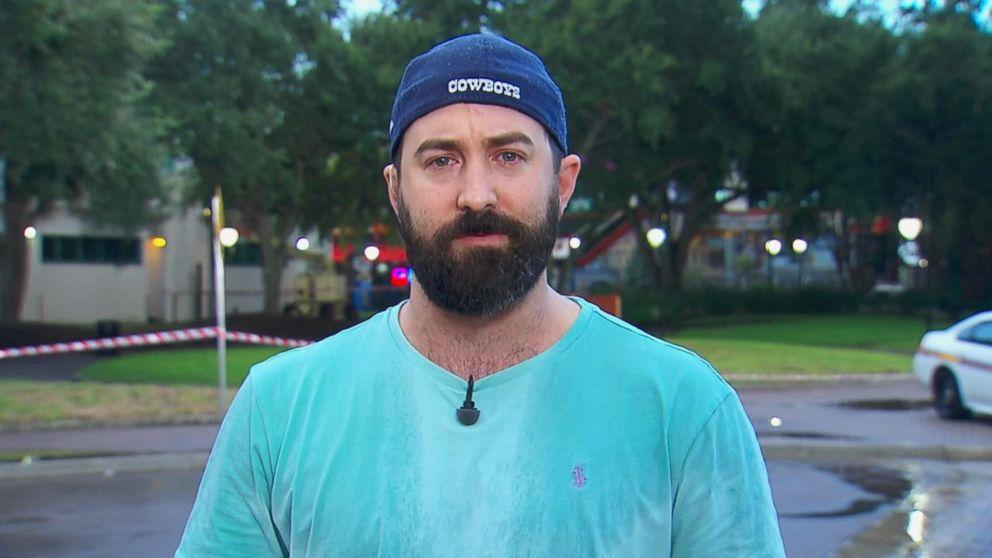 Florida esports shooting survivors describe mad rush to escape gunman: 'Went into survival mode'