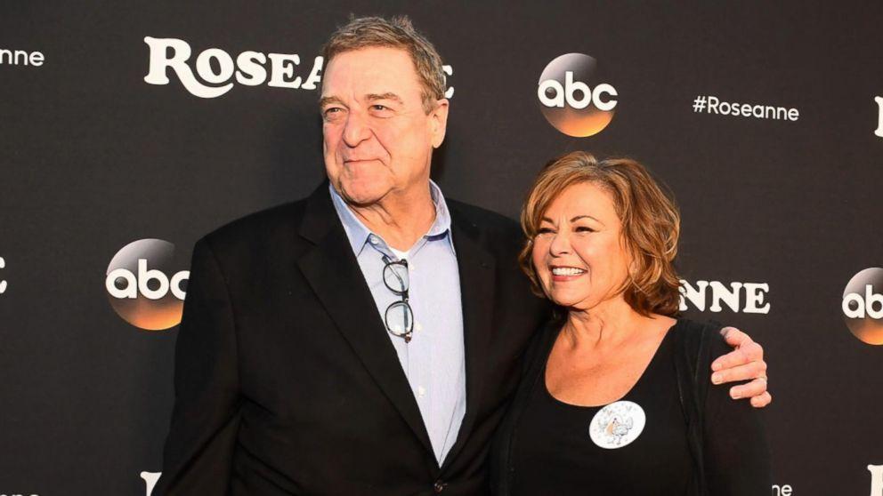John Goodman breaks his silence on Roseanne Barr Video - ABC News