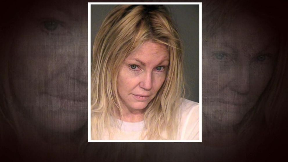 Heather Locklear Faces Charges Stemming From Altercation With A Cop