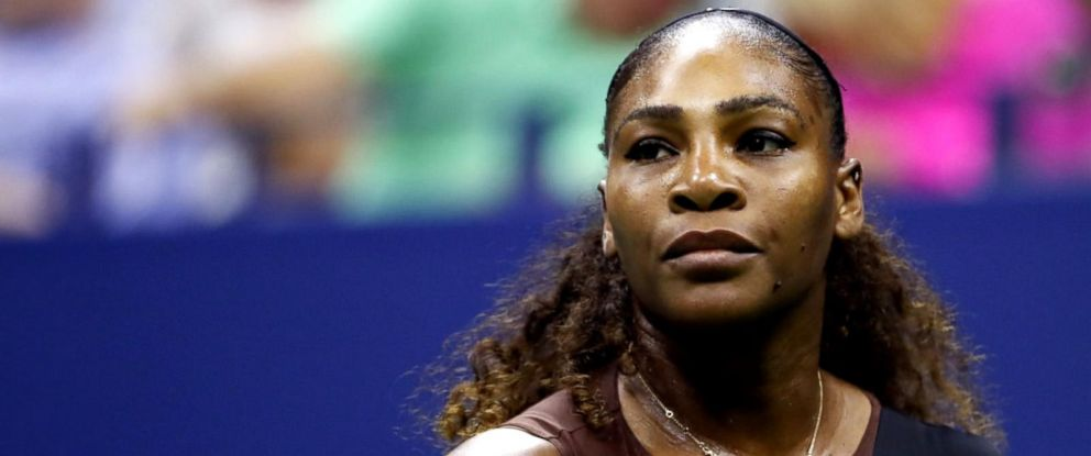 VIDEO: Williams sisters tear up the court at US Open