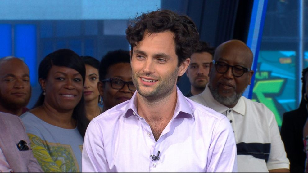 Penn Badgley opens up about new TV series 'You' Video ...