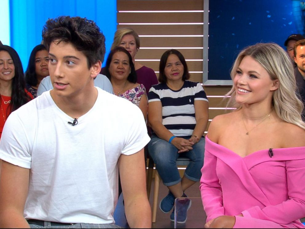 VIDEO: Milo Manheim to hit the dance floor with Witney Carson on Dancing With the Stars
