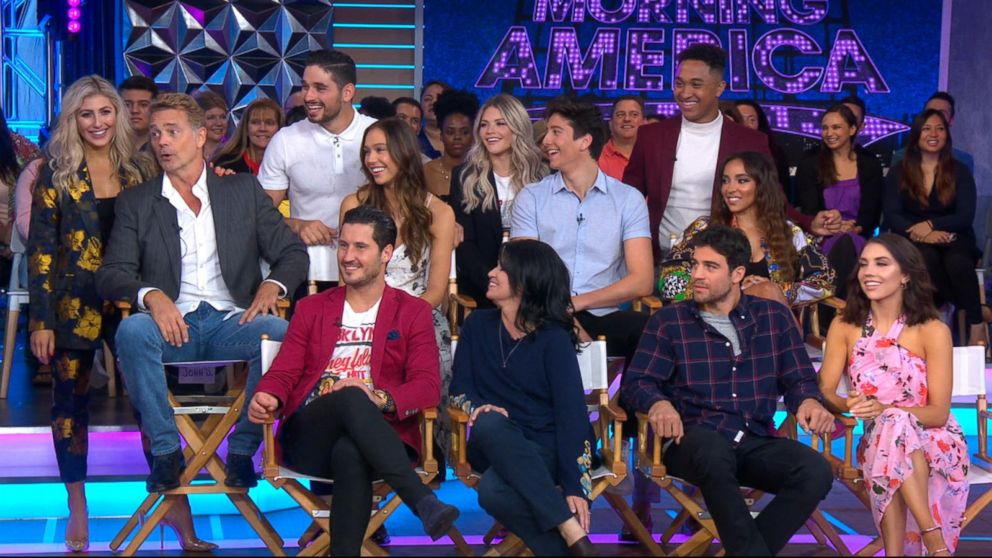 Dancing with the stars couple dating game