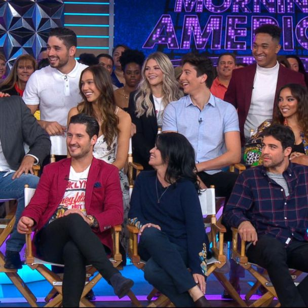 Dancing With the Stars' season 27 cast speaks out on 'GMA' | GMA