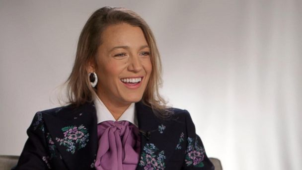 blake lively opens up about parenting and kissing anna kendrick in