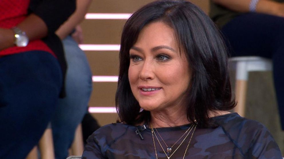 'GMA' Hot List: Shannen Doherty opens up about her cancer ...  'GMA' H...