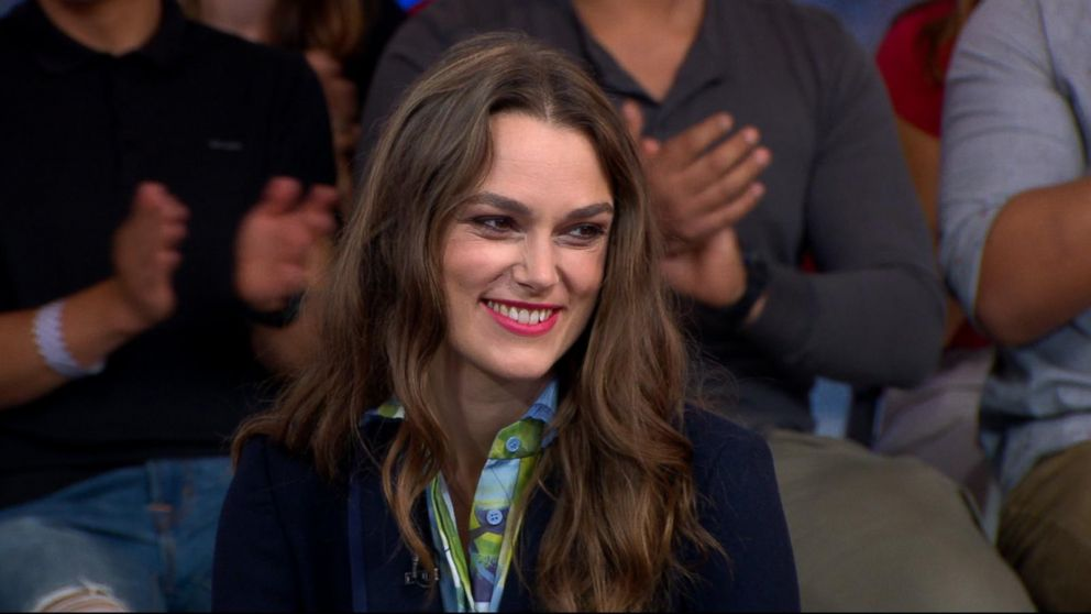 VIDEO: Keira Knightley dishes on 'Colette' live on 'GMA'