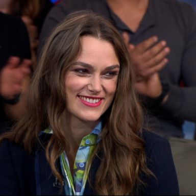 Keira Knightley reveals she only watched 'Love Actually