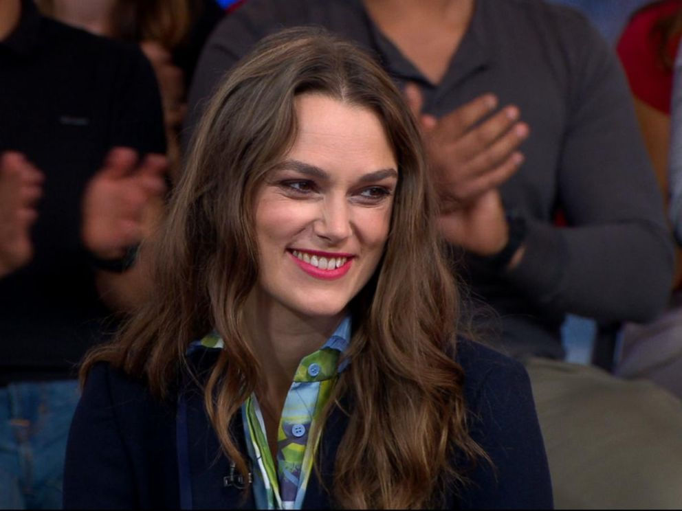 VIDEO: Keira Knightley dishes on Colette live on GMA