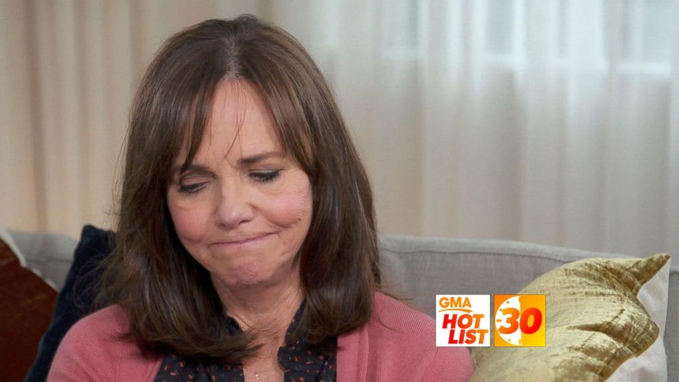 Gma Hot List Sally Field Reflects On Her Relationship With Burt Reynolds