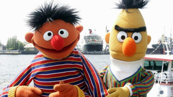 'Sesame Street' denies writer's claim Bert and Ernie are gay