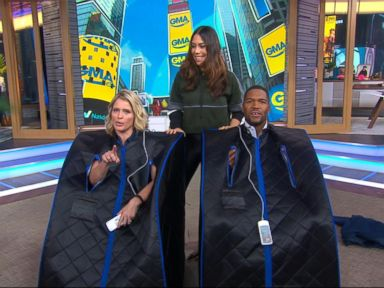 WATCH: Sara and Michael try out the HOT new health trend