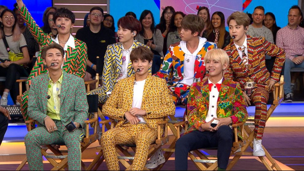 VIDEO: BTS, one of the hottest music groups in the world, speaks out on 'GMA'