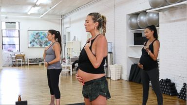 6320906f2cee4 Gym for pregnant women gives moms a safe place to workout, build a community