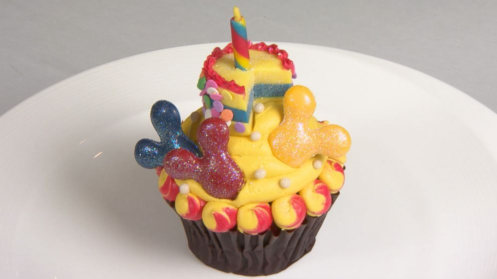 Mickeys 90th Birthday Cupcake Will Be Gone Before You Know It