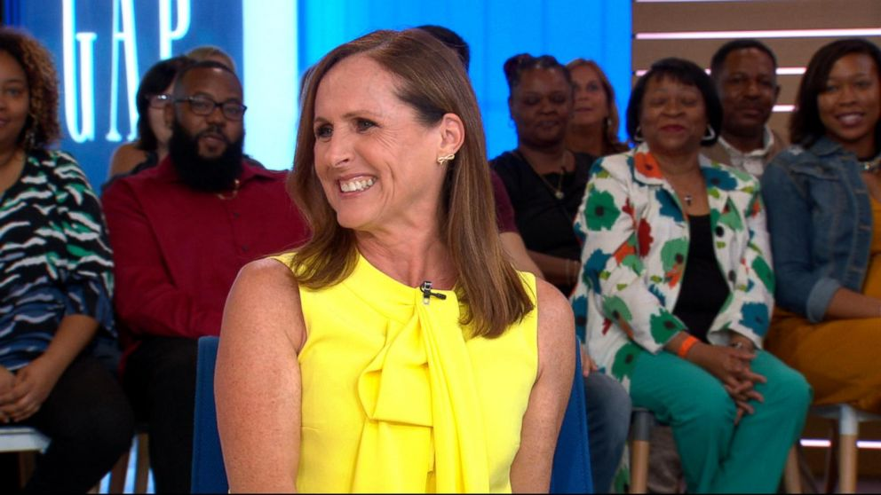 Molly Shannon dishes on 'A Private Life' live on 'GMA'