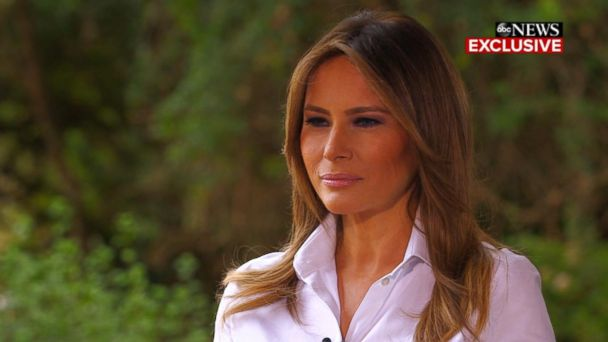 More Evidence That Movement To Defend >> Melania Trump On Me Too Movement We Need To Have Really Hard