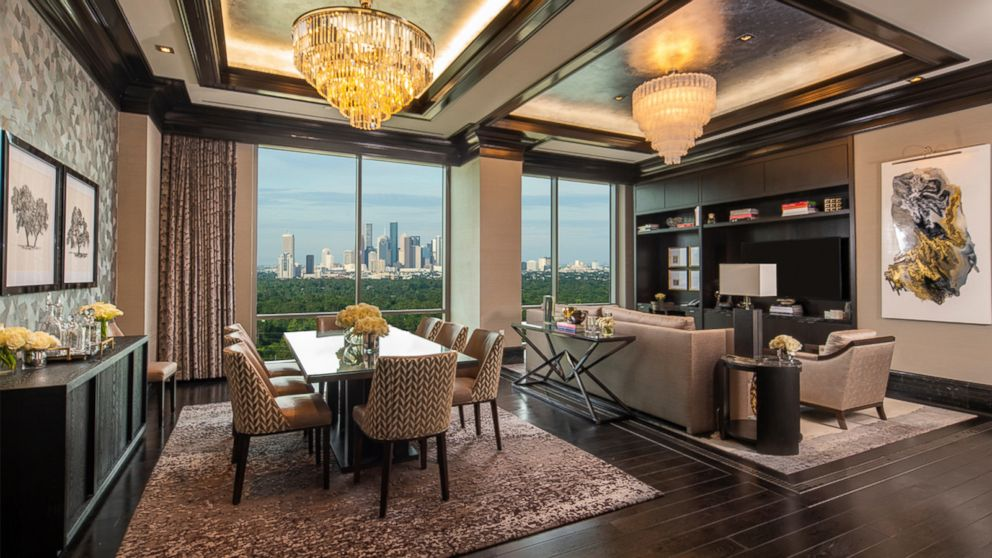 It S Texas Size Luxury At The Post Oak Hotel At Uptown Houston Video