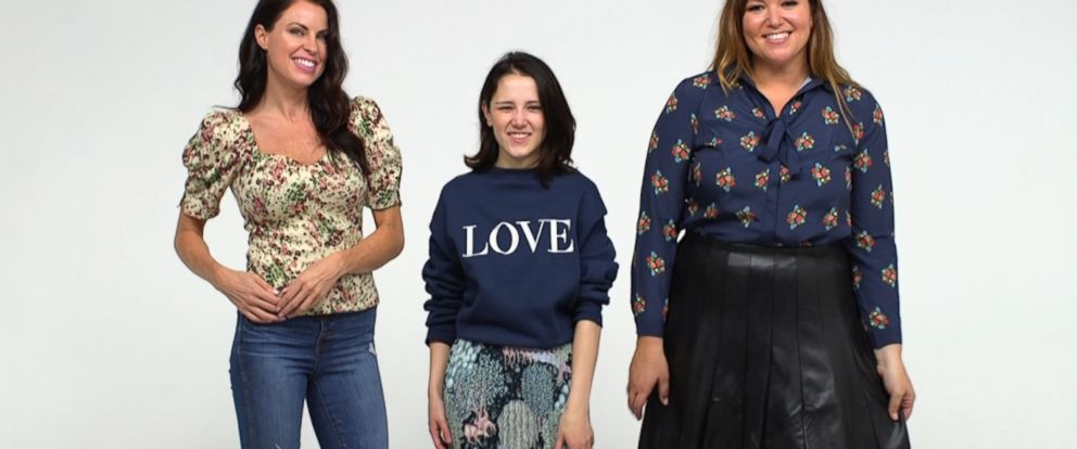 VIDEO: Style for Every Body: How fall florals can work for every woman