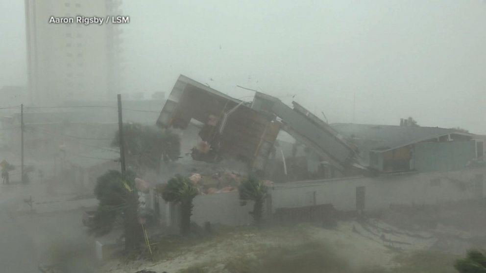 Hurricane Michael Updates Death Toll Rises To 17 As