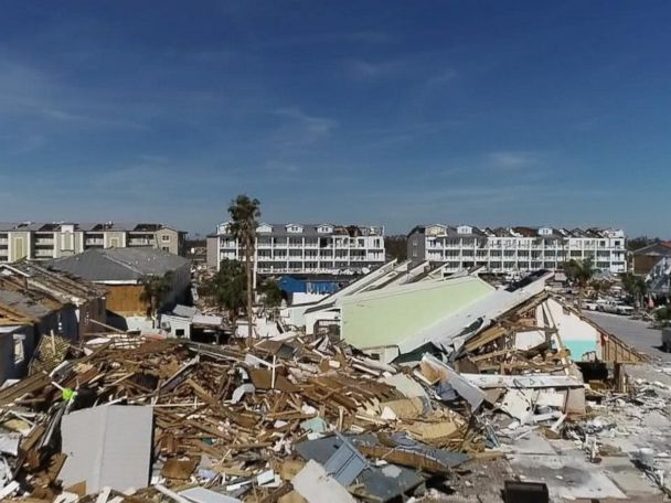 WATCH:  Surviving Michael and the devastation left behind