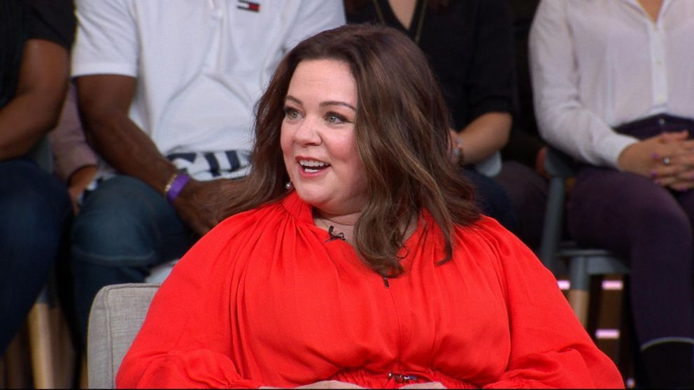 Why Melissa McCarthy continues to 'fall in love' with her character