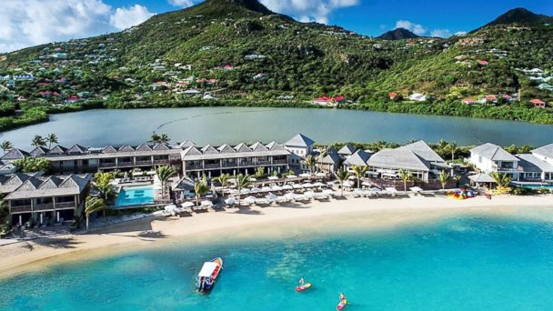 Hotel shuttered by Irma reopens in St. Barts