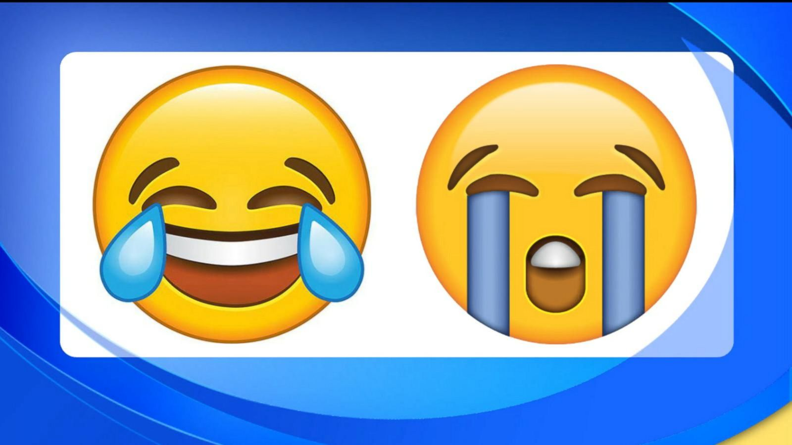 Adults are innocently, but hilariously, confusing the laughing and crying  emojis