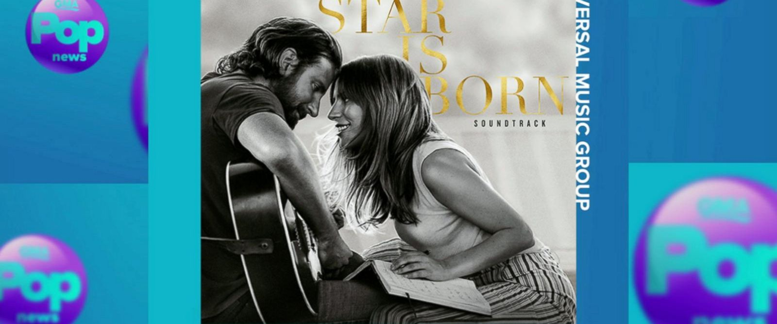 VIDEO: 'A Star is Born' soundtrack debuts at No. 1 on the Billboard 200 album list