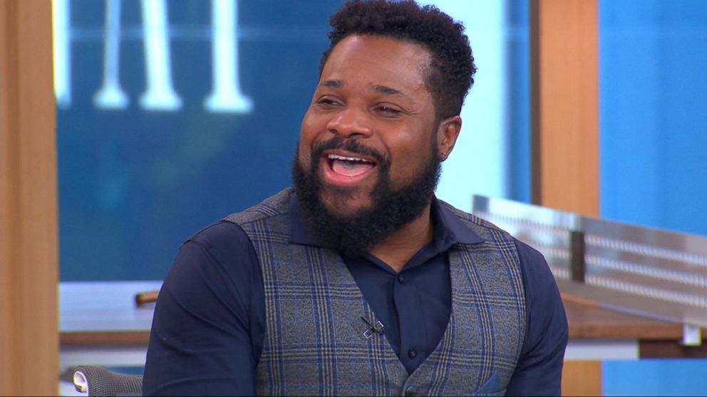 'GMA Day' goes into the TV time machine with Malcolm-Jamal ...