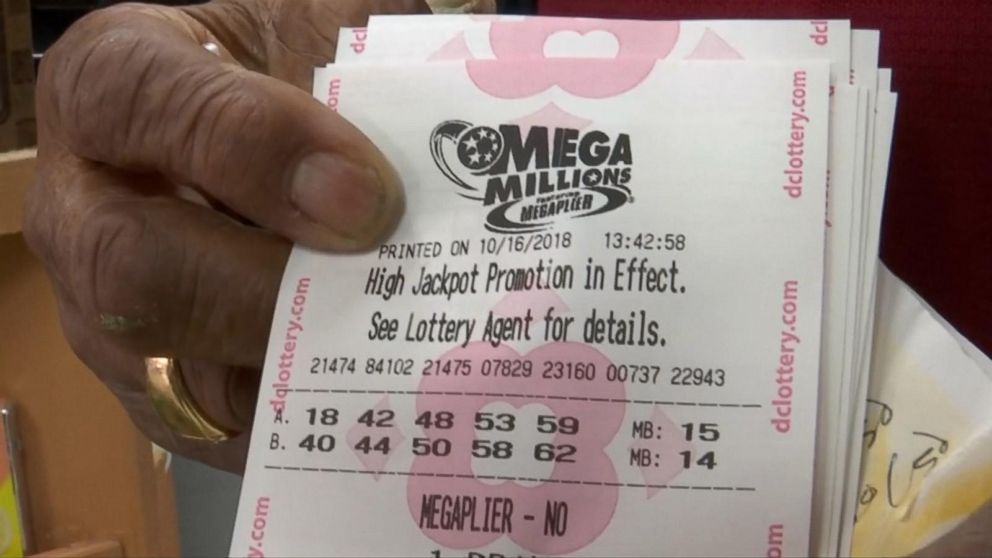 1 5b Mega Millions Ticket Sold In South Carolina Video Abc News