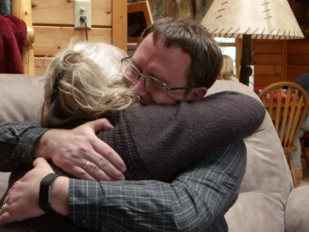 VIDEO: Adopted man reunites with his birth parents 37 years later