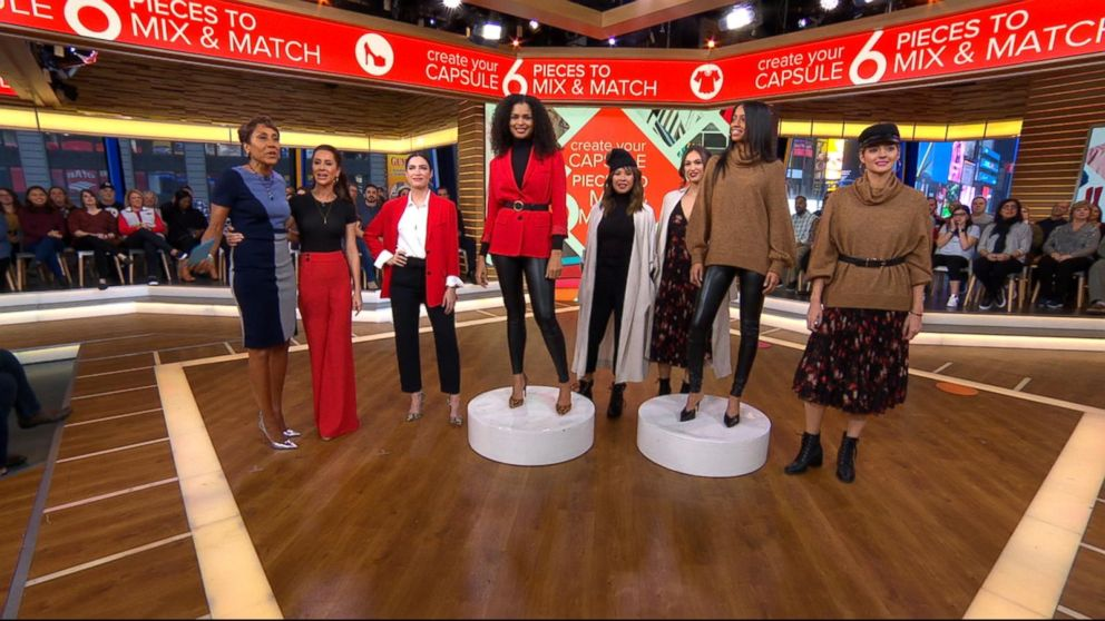 Shay Mitchell's BÉIS fall collection debuts stylish travel