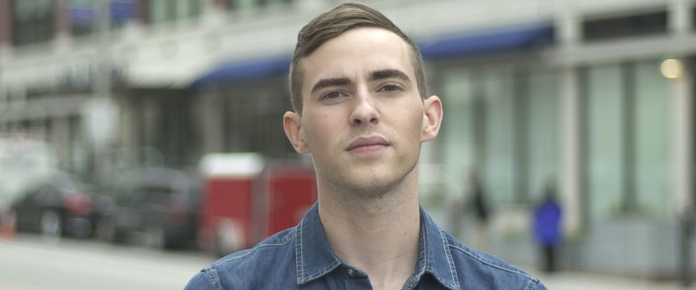 "PHOTO: Olympic figure skater Adam Rippon discusses ""Why it Matters"" to vote these midterms with ""GMA."""