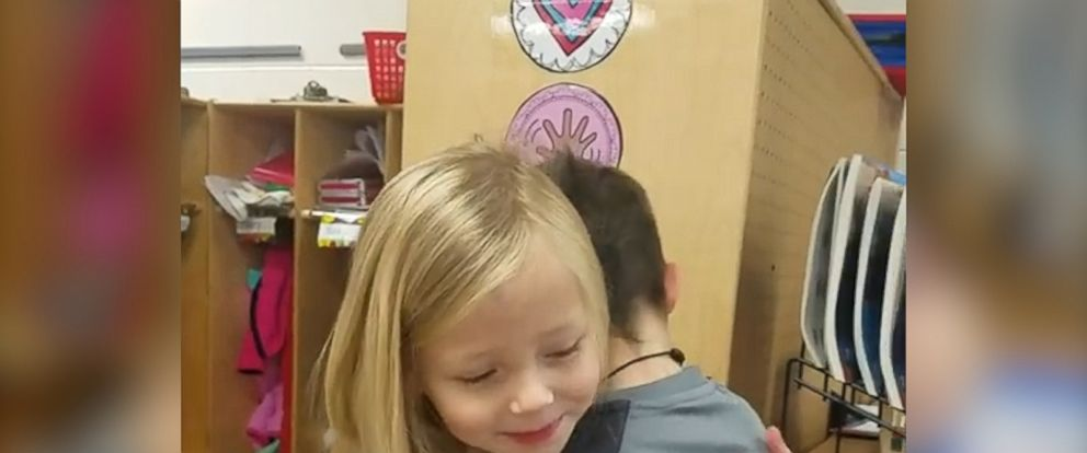 VIDEO: Lets all agree to be as kind as these kindergartners are each day