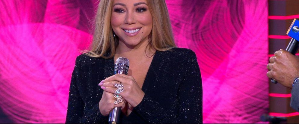 VIDEO: Mariah Carey opens up about her new album
