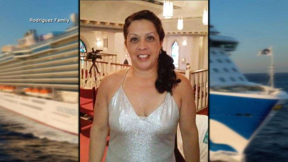Woman possibly pushed to death on cruise ship identified
