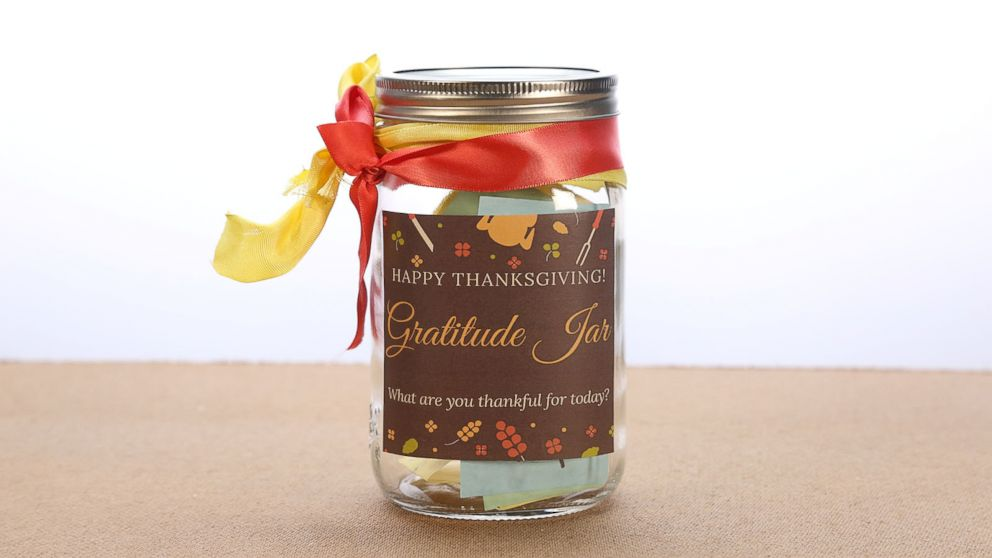VIDEO: This easy gratitude jar will teach your kids to be grateful this Thanksgiving