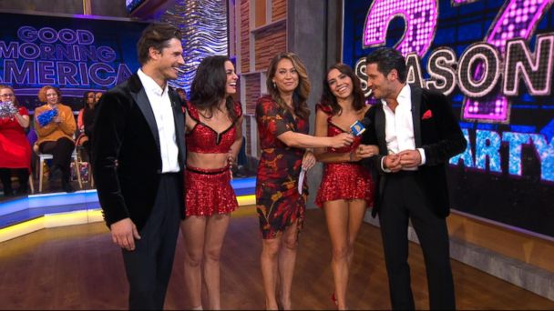 Val Chmerkovskiy, Jenna Johnson say they'll be wedding planning on 'DWTS' live tour
