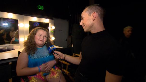 Behind-the-scenes at 'DWTS: Juniors' with Adam Rippon